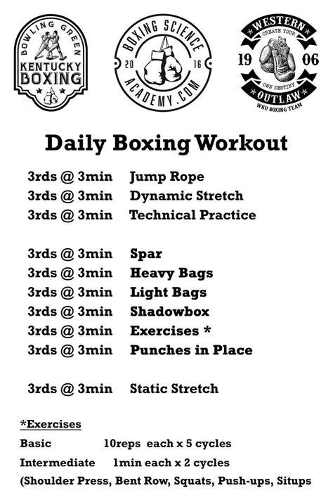 boxing conditioning workout at home beginner s workout