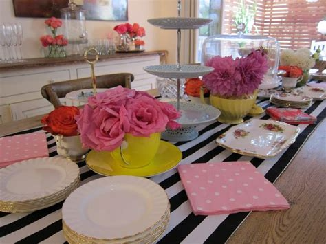 high tea kitchen tea ideas 45 best images about table setting on