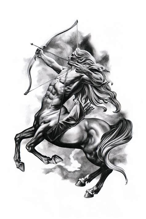 centaur tattoo designs sagittarius tattoos and designs page 10