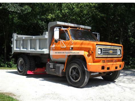 c70 truck 1986 chevrolet c70