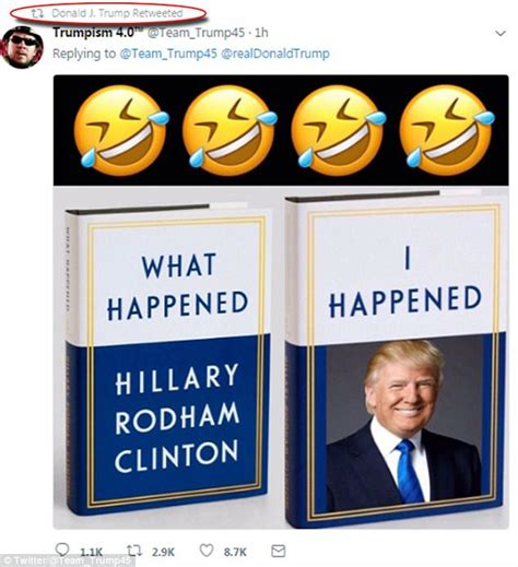 this is what happened books epic tweet clinton s new memoir what happened