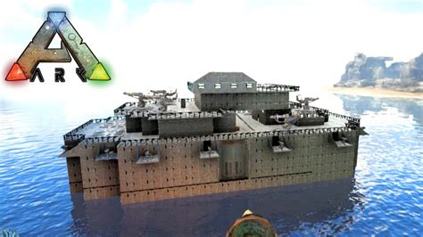 motorboat on ark ark survival evolved return to the island 4 boat