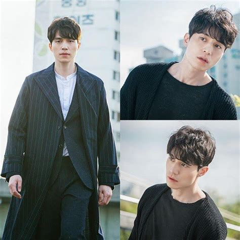 Grim Reaper Sweater From Drama Goblin grim reaper dong wook looks pretty normal in his still cuts from goblin dong wook