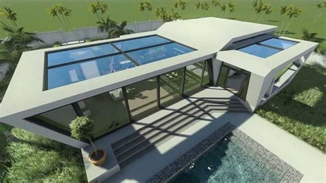 home design concept villeneuve loubet demo reel concept house youtube