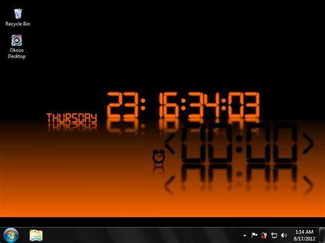 digital desktop  theme software digital
