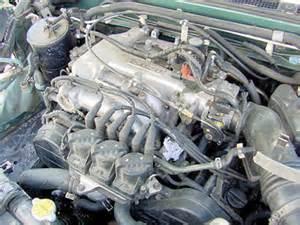 1995 Isuzu Rodeo Engine 1995 Isuzu Rodeo Used Parts Stock 002926
