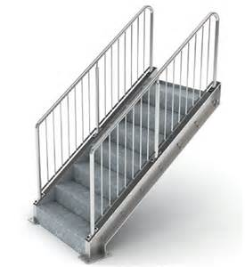 Standard Height Of Handrail Residential Steel Stairs Steel And Site