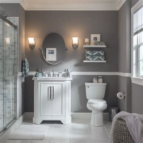bathroom paint ideas gray best 25 gray bathroom paint ideas on kitchen