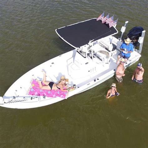 sportsman boats pics photo contest entry drone pic sportsman boats