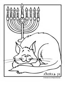 menorah coloring page free hanukkah coloring pages coloring home