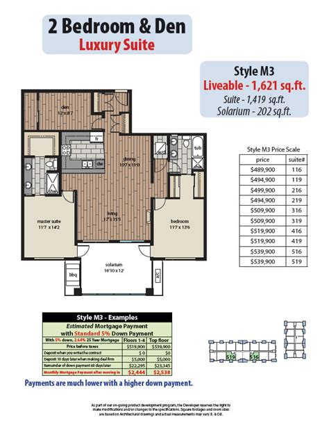 wes bolick bedrooms 2 bedroom with den 2 bedroom den plans yorkson creek