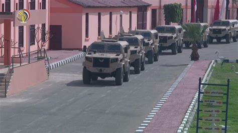 personal armored egyptian company develops new 171 temsah 187 armored personnel