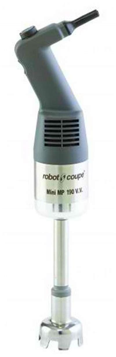 Blender Robot Coupe robot coupe mp190vv mini stick blender