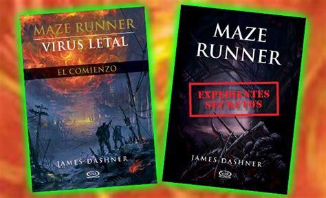descargar libros maze runner en espanol maze runner correr o morir james dashner 239 90 en mercado libre