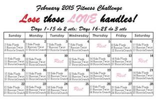 Plank challenge 2015 new calendar template site