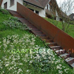 Sichtschutz Garten Bilder 3233 by Stahltreppen Aussentreppen Metalltreppen Gartentreppe
