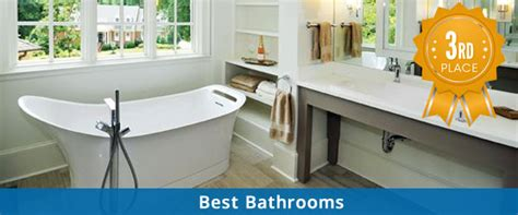 best place for bathrooms award winning home renovations atlanta glazer construction