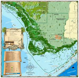 map of the everglades in florida florida maps everglades island map store caribbean