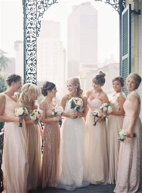 25  best ideas about Neutral Bridesmaid Dresses on
