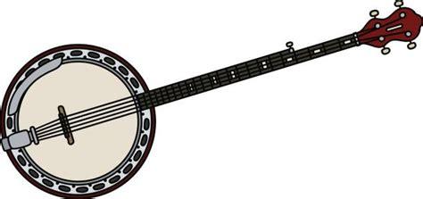banjo clip royalty free bluegrass clip vector images