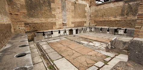 Pompeii Plumbing by What Toilets And Sewers Tell Us About Ancient Sanitation