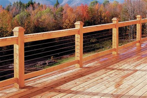 2013 product review railings and stairs professional deck builder fencing and railing