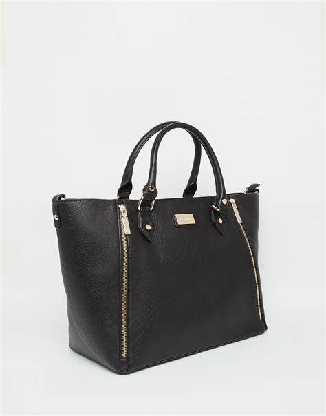 Tote Bag Big lyst dune large tote bag with zip detail