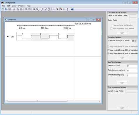 timing diagram editor free software free timing diagram program