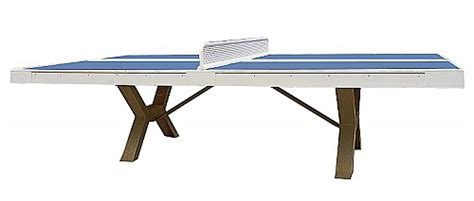 Learn The Dimensions Of A Fullsize Table Tennis Table Standard Pong Table Size