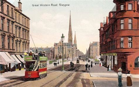 hairdresser glasgow great western road 17 best images about old glasgow on pinterest the 1960s