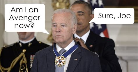 Biden Memes - 12 hilarious memes about obama surprising joe biden with