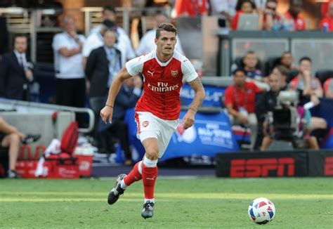 arsenal xhaka news granit xhaka s impressive individual highlights in arsenal