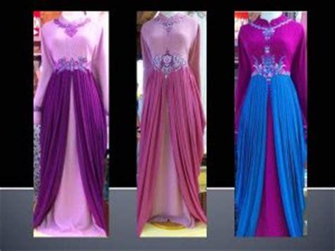 Pakaian Wanita Muslim Baju Kaftan Syahrini 2 model baju muslim terbaru dan trend baju gamis 2014