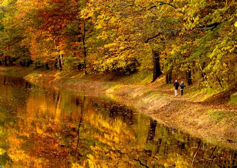 washington post travel section the gorgeous fall colors in bucks county featured in a