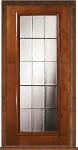Single Patio Door Prehung Exterior Single Door 80 Alder Lite