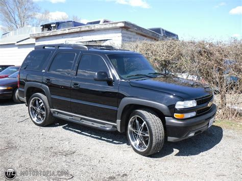 2002 chevrolet tahoe information and photos momentcar 2002 chevrolet tahoe information and photos zombiedrive