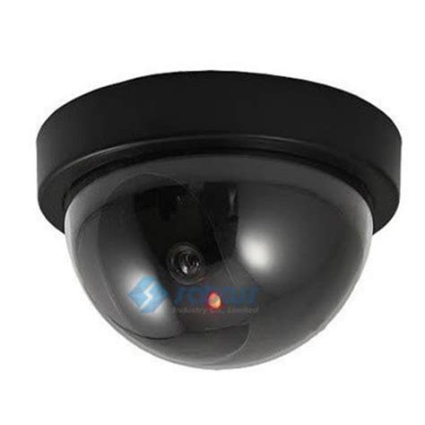 indoor outdoor surveillance dummy fake dome camera ir led