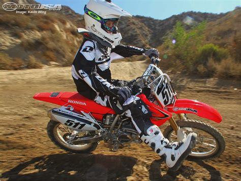 honda 150 motocross 2012 honda crf150r expert review motorcycle usa