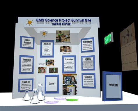 video project layout search results for science fair projects board layout