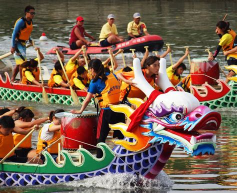 dragon boat festival year the chinese dragonboat festival