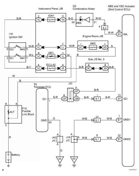 2007 toyota yaris light wiring diagram k