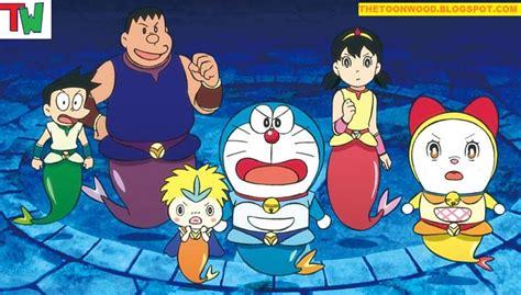 doraemon movie watch doraemon movie nobita s great battle of the mermaid king