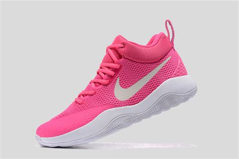 pink and white basketball shoes nike hyperrev 2017 pink white s basketball shoes