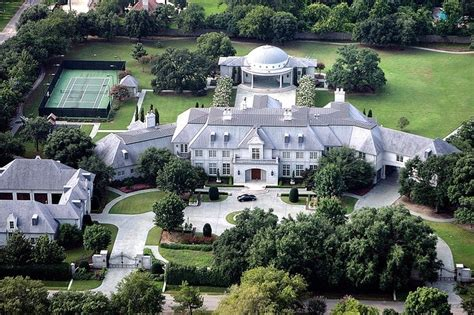the house dallas the 15 most homes sports team owners edition