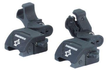 diamondhead d45 swing sights diamondhead d 45 front and rear swing sights 1799 21 55 off