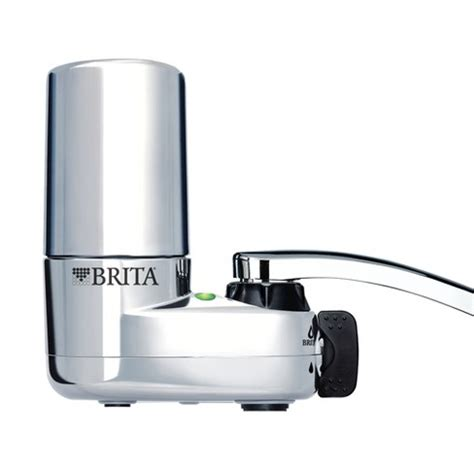 Filtre Brita Pour Robinet by Brita On Tap Faucet Water Filter System Chrome Target