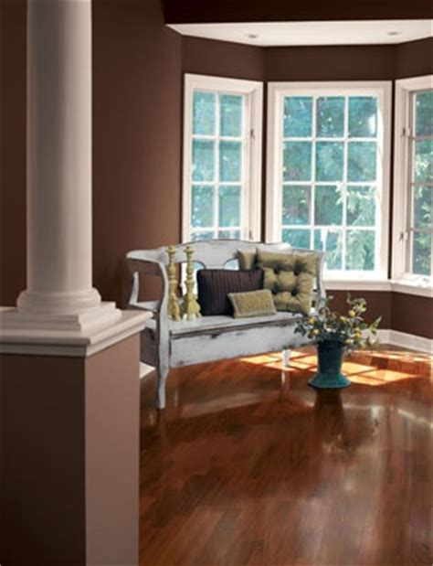 sw polished mahogany sw 2838 home decor paint colors paint colors color paints