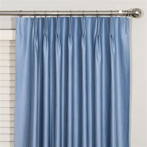 Pinch Pleated Curtains Buy Sassi Blockout Pinch Pleat Curtains Curtain