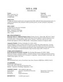 basic chronological resume template models picture