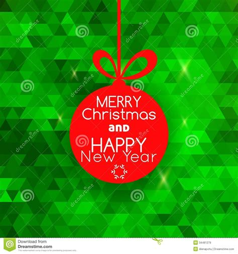 merry christmas card abstract green background royalty  stock images image